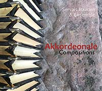 CD Cover: Servais Haanen & Ensemble: Akkordeonale Compositions